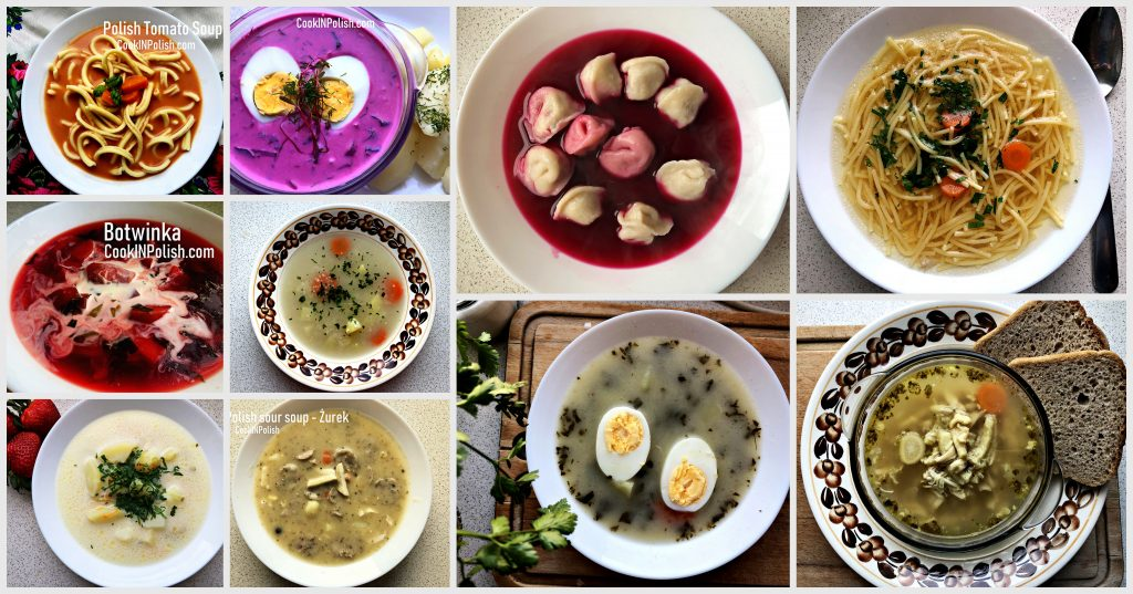 10 Traditional Polish Soups