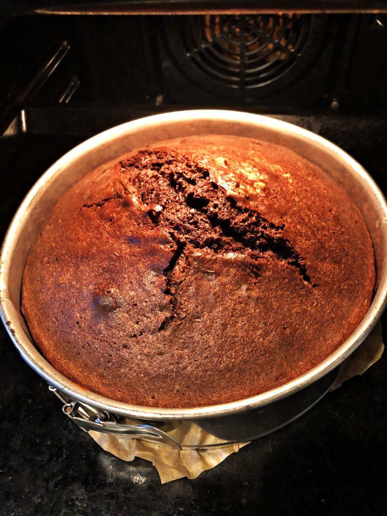 Murzynek Polish Chocolate cake