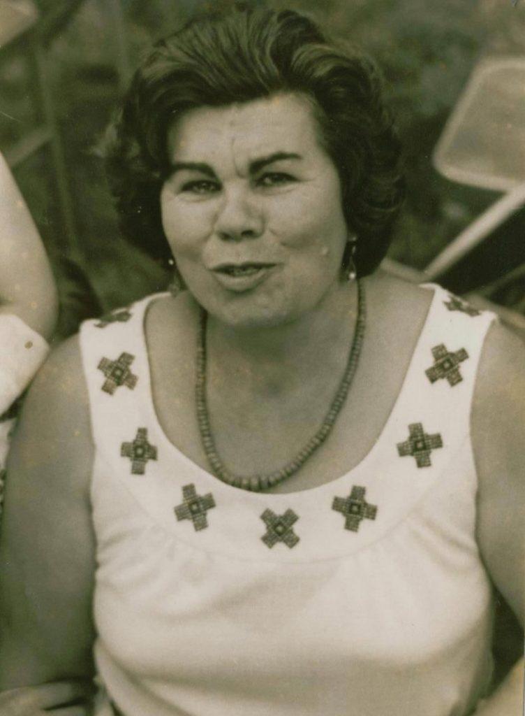 Pani Maria Steciuk.